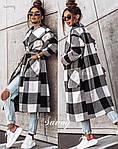 """Жіноче пальто """"Мафут"""" від Стильномодно, фото 3"""