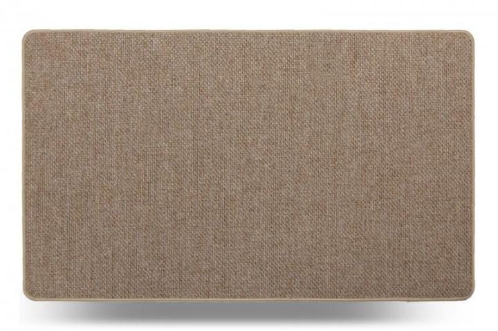 Коврик универсальный 70x120 см бежевый Dariana D-6743