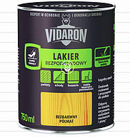 Лак для паркету Vidaron глянець (2,5 л)
