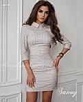 """Жіноча сукня """"Лорен"""" від СтильноМодно, фото 3"""