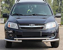 Кенгурятник на ВАЗ Lada Granta (c 2011--)