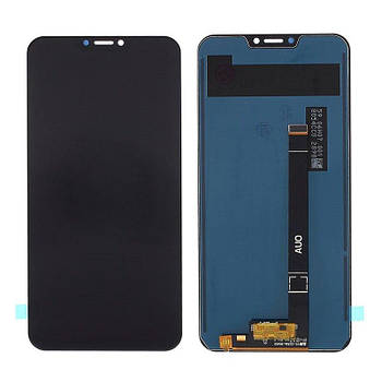 LCD Asus ZenFone 5Z ZS 620KL + touchscreen Black original
