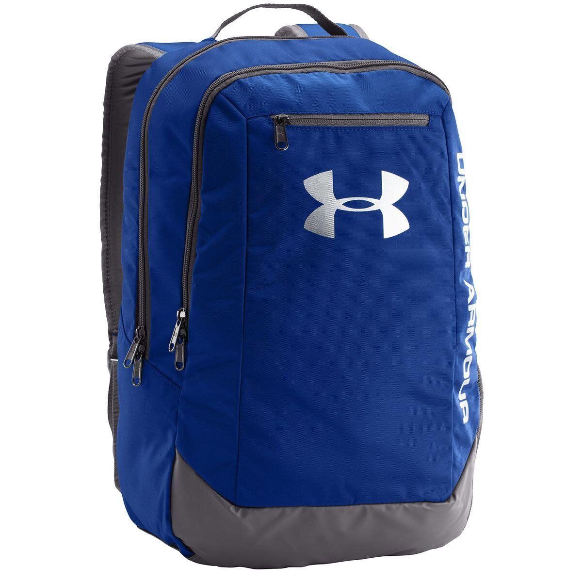 Рюкзак спортивный Under Armour Hustle Backpack 27л LDWR UNI blue (1273274-400)