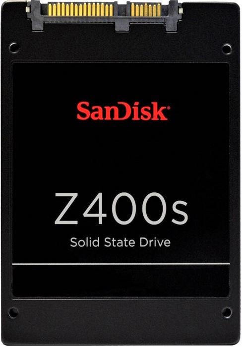 Накопитель SSD 256GB SATA III MLC 2.5 SanDisk Z400s SD8SBAT-256G-1122