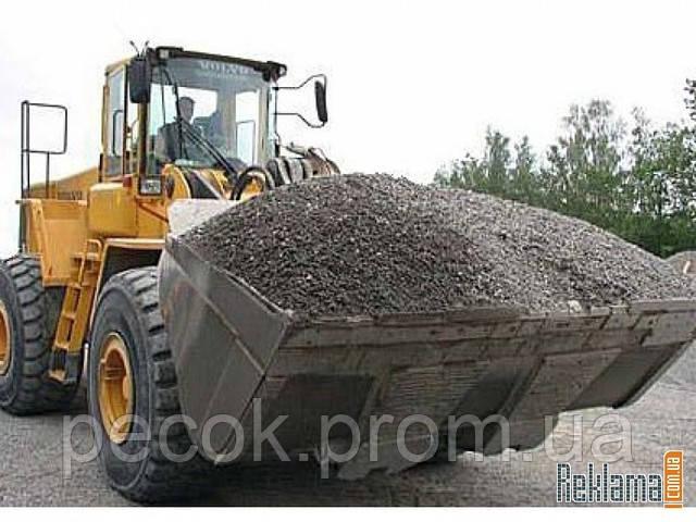 Отсевы песка, щебня в Одессе