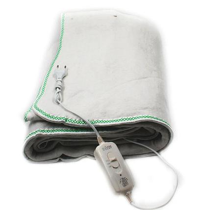 Электропростынь с сумкой electric blanket 140*160, фото 2