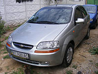 Прокат Chevrolet Aveo