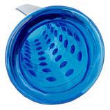 Вакуумная помпа XLsucker Penis Pump Blue для члена длиной до 18см, диаметр до 4см, фото 3