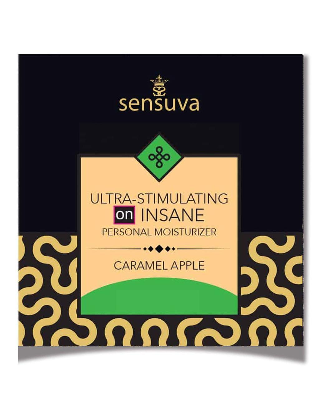 Пробник Sensuva - Ultra-Stimulating On Insane Caramel Apple (6 мл)