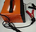 Зарядно-пусковий пристрій для акумуляторів 2/10/55А  6/12В Elegant Maxi EL 101 405, фото 7