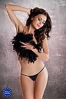 Трусики-стрінги MT012 black - Passion