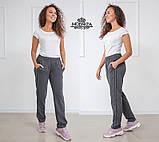 """Спортивні штани з трикотажу """"Omega"""".Розпродаж, фото 5"""