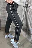 """Спортивні штани з трикотажу """"Omega"""".Розпродаж, фото 2"""