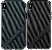 Чехол-накладка TPU Magic Folding series для IPhone X / Xs, фото 1