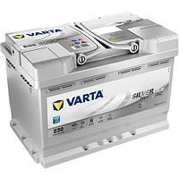 Аккумуляторные батареи VARTA  SILVER DYNAMIC AGM (D52)