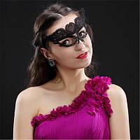 Женская карнавальная маска на глаза 190-003