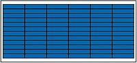 Солнечная батарея 60Вт поли, AX-60P AXIOMA energy