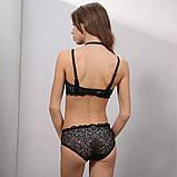 Эротический комплект белья S Чёрный ( 500 028 ), фото 2