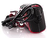 Імпульсний зарядний пристрій 6В/12В 1А/4А Elegant Compact EL 100 415 для авто і мото АКБ, фото 2
