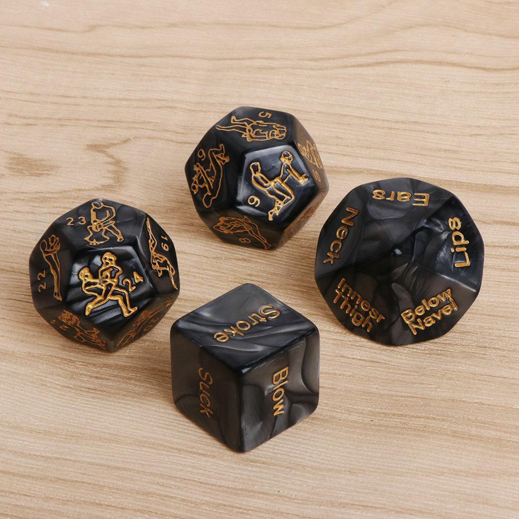 Секс игра кубик с позами набор (290-002 )