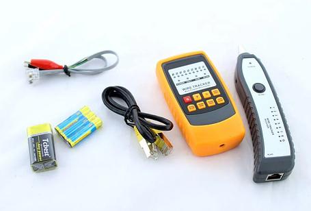 Кабельний тестер мультиметр DT GM60, шукач проводів, цифровий тестер, мультиметри, фото 2