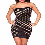 Платье эротическое женское сетка, фото 2