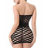 Платье эротическое женское сетка, фото 3