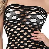 Платье эротическое женское сетка, фото 4
