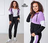 """Трикотажний спортивний костюм жіночий """"Decart"""", фото 7"""