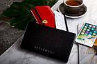 Жіночий шкіряний гаманець Betlewski з RFID 18,5 х 9,5 х 3,5 (BPD-VS-100) - червоний, фото 8