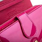 Жіночий шкіряний гаманець Betlewski з RFID 16 х 10 х 4 (BPD-VS-513) - рожевий, фото 5