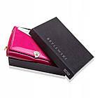Жіночий шкіряний гаманець Betlewski з RFID 16 х 10 х 4 (BPD-VS-513) - рожевий, фото 9