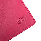 Жіночий шкіряний гаманець Betlewski з RFID 16 х 10 х 4 (BPD-VS-513) - рожевий, фото 10