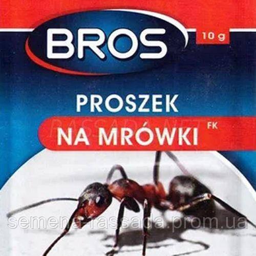 Bros Порошок от муравьев (10 г). Предварительный заказ, отправка весной 2021г.