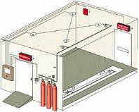 Проектирование автоматической системы  пожаротушения