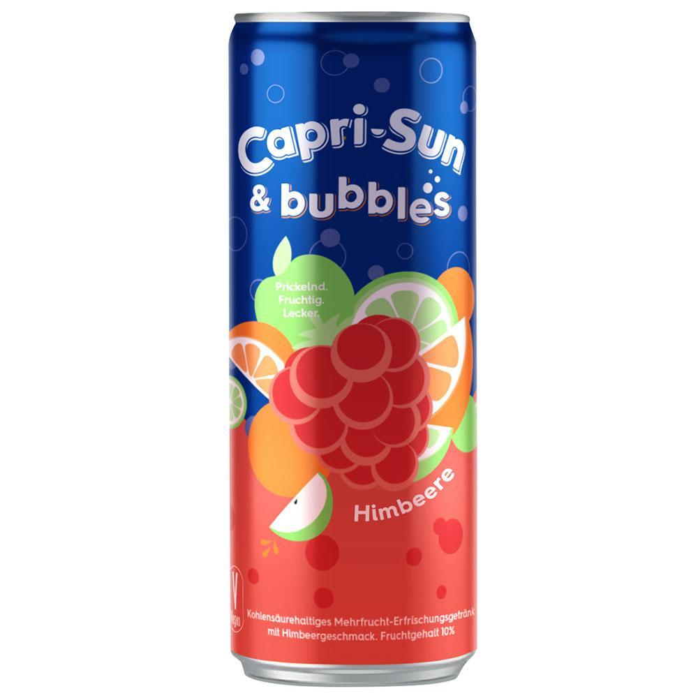 Напиток Capri-Sun Bubble Raspberry 330 ml