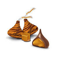 Конфеты Kisses Milk Chocolate Caramel 100 g