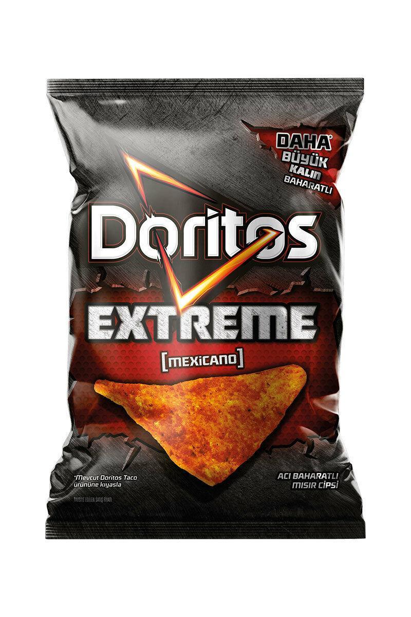 Снеки Doritos Mexicano Extreme 113 g