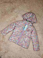 Куртка осенняя для девочки, фото 1