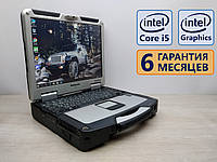 Защищенный Panasonic Toughbook CF-31(14600m9) 13.1 (HD+)/ Core i5-5300U (2(4)x max2.9GHz)/ RAM 8GB/ SSD 120GB/, фото 1