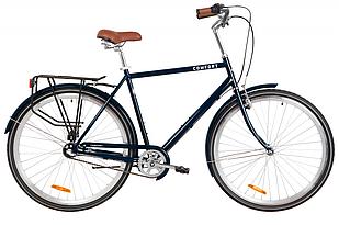 """Велосипед уцінений 28"""" COMFORT MALE планет. YS 2284-1 зразок (синій)"""