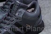 Зимние мужские кроссовки 31282, Adidas Iniki, темно-серые, < 43 44 46 > р. 43-27,5см., фото 3