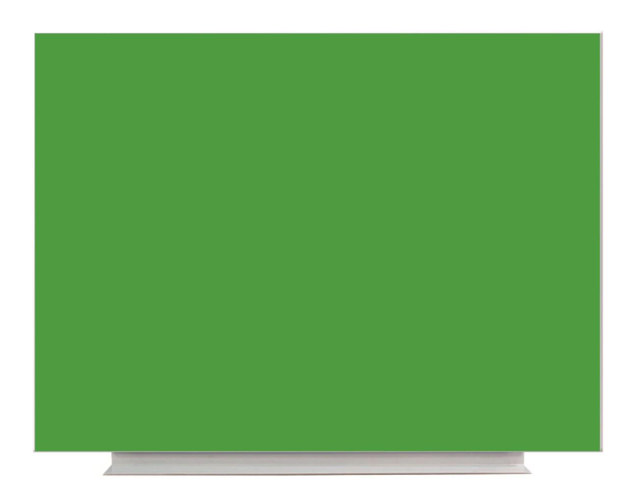 Доска магнитно-маркерная б/р 45x60 Зеленый