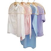 Чехлы-накидки для хранения одежды