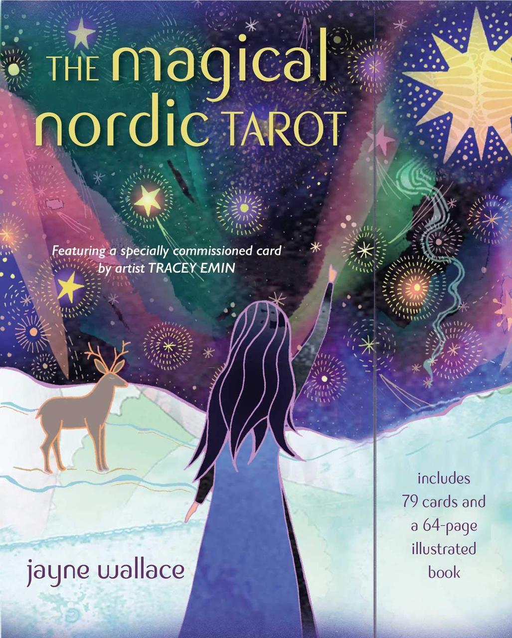 The Magical Nordic Tarot/ Волшебное Северное Таро