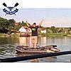 Килевая лодка Барк ВТ-290С надувная лодка ПВХ Bark BT-290S двухместная жесткое дно лодка с килем, фото 3