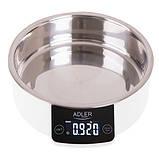 Весы кухонные Adler AD 3166, фото 3