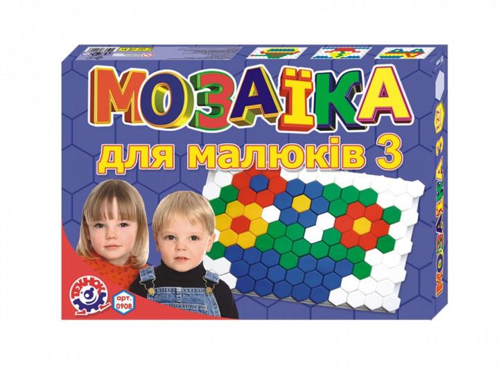 Мозаика Технок Для малышей-3 (0908)