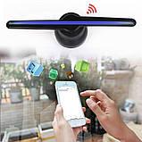 3D голографический вентилятор CAN SHOW HR-AD01, голографический проектор, фото 5