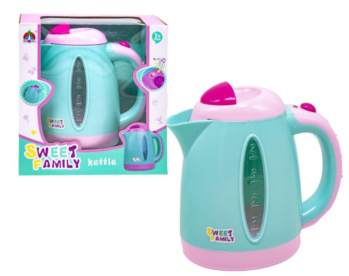 Детская посуда Sweet Family чайник SONGTAI (5305)